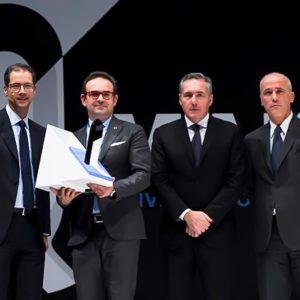 [VIDEO] Premiazione Qualitas FCA 2015 il gruppo FIAT Chrysler premia SAPA Group per Continuous Improvement Antonio Affinita