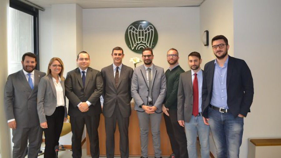 Giovanni Affinita elected councilor of Young Sannitis Entrepreneurs of Confindustria.