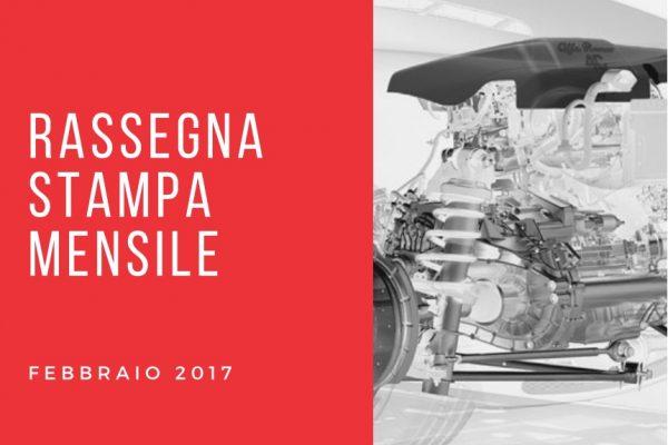 SAPA Press - Rassegna stampa febbraio 2017