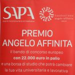 Premio Angelo Affinita l'opportunità universitaria e lavorativa di una vita intera- SAPA Superior Automotive Parts and Application