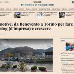 SAPA su Il Sole 24 Ore con intervista ad Antonio Affinita