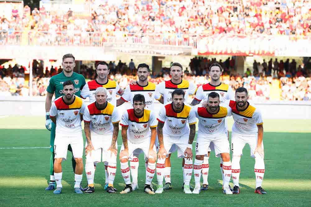 Una grande Storia da sostenere SAPA è sponsor del Benevento Calcio per la Serie A TIM 2017-2018