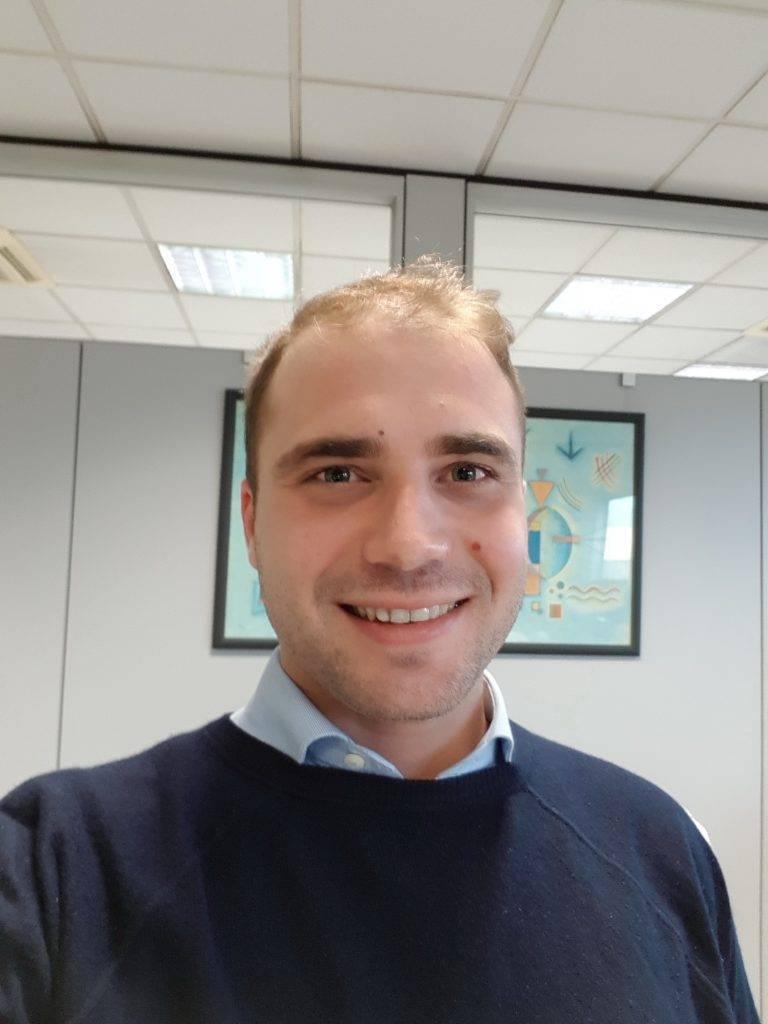 Paolo Vecchione 1° classificato Premio Angelo Affinita 2017