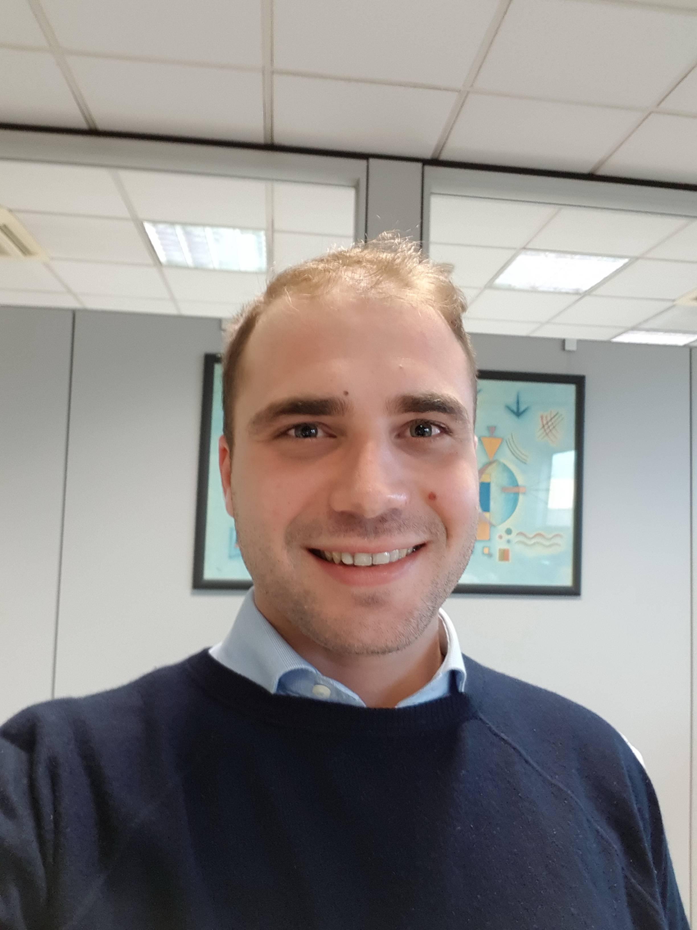 Paolo Vecchione 1° Platz des Angelo Affinita Preises 2017