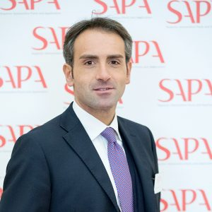 Gianluca Henny, Merger and Acquisition Manager SAPA